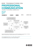 IEEE Transactions on Professional Communication