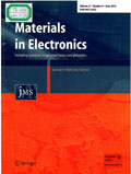 Journal of Materials Science. Materials in Electronics