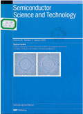 Semiconductor science and technology