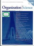 Organization science