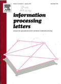 Information Processing Letters