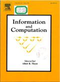Information and computation