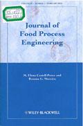Journal of food process engineering
