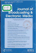 Journal of broadcasting & electronic media