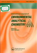 International journal of environmental analytical chemistry