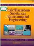 Journal of Environmental Science and Health