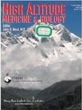 High Altitude Medicine & Biology